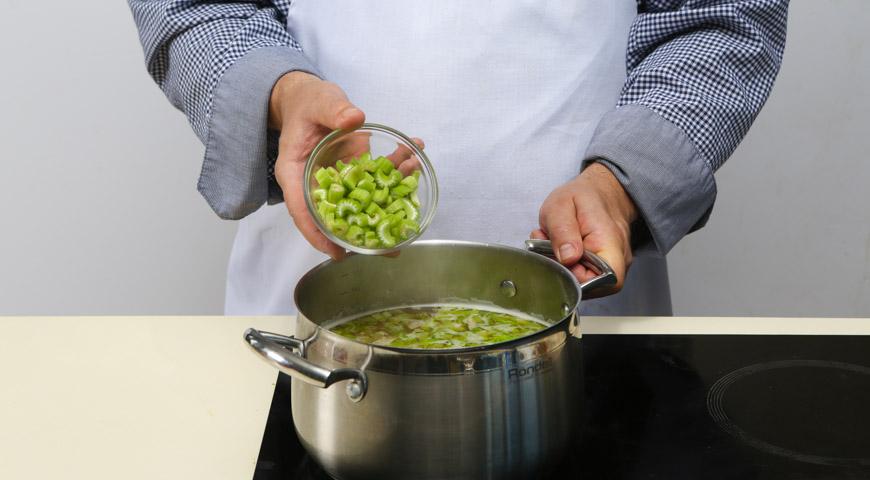 Легкие супы рецепты с фасолью