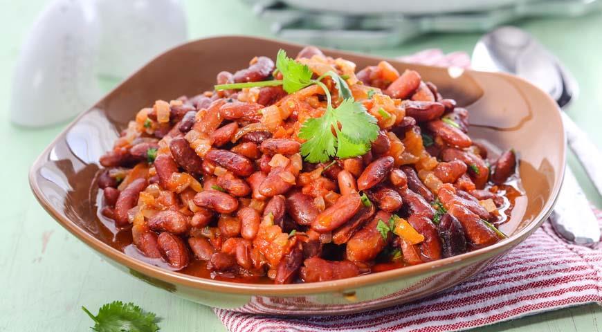 Рецепт Лобио из фасоли