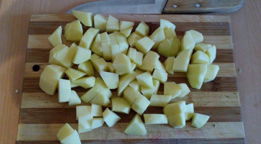 суп с кабачками и цветной капустой рецепт с фото