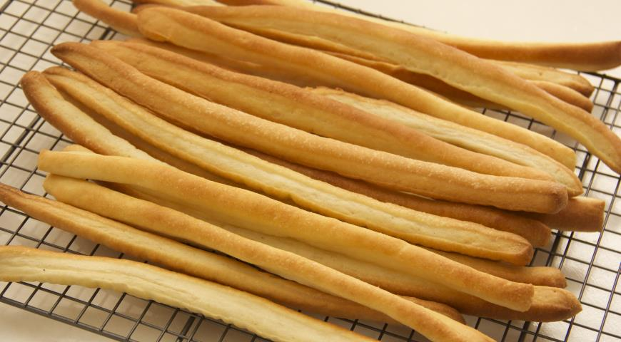 Рецепт Хлебные палочки - гриссини