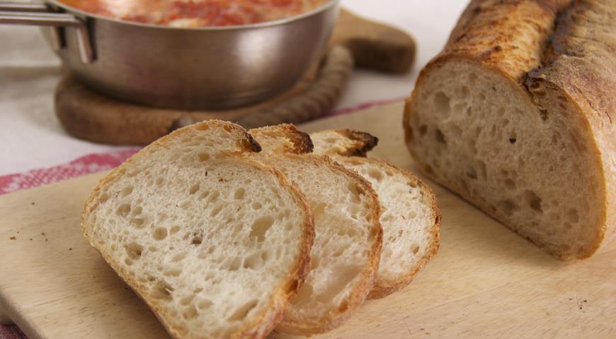 Рецепт Деревенский хлеб из Апулии