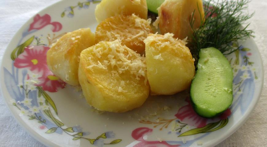 Рецепт Картофель с корочкой