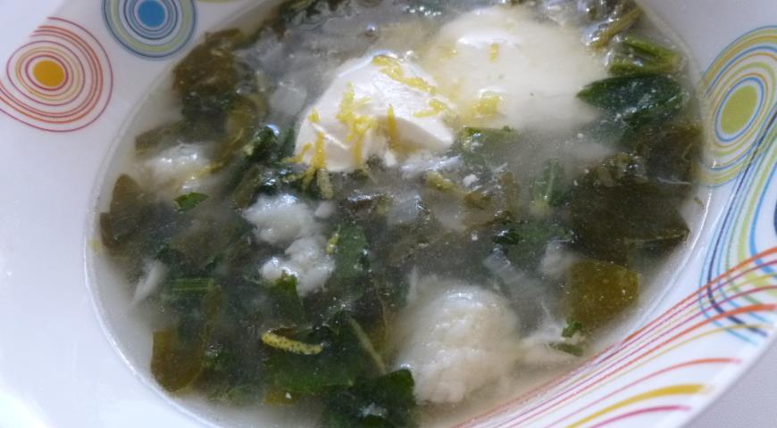 детский суп из рыбы рецепт с фото
