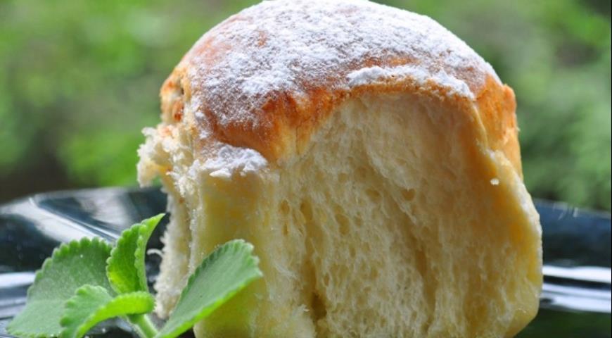 Рецепт Воздушные булочки с Нутеллой