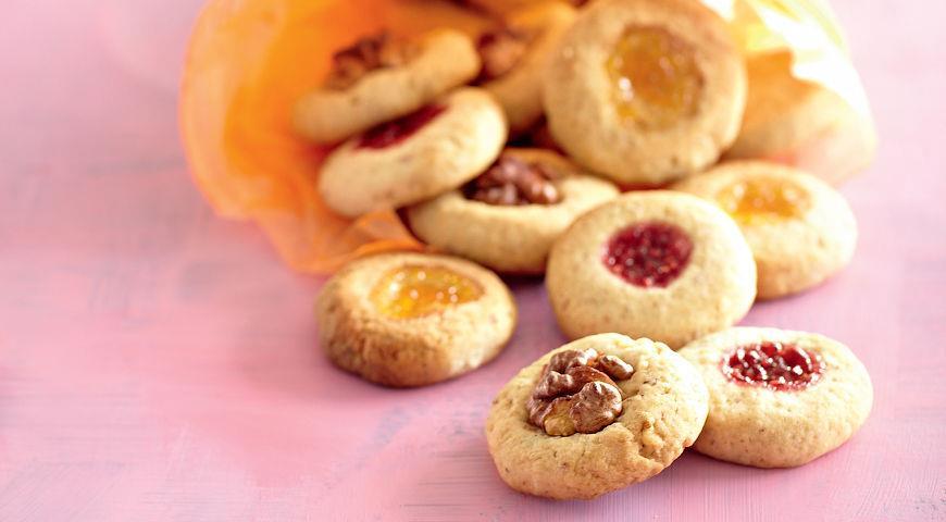 Рецепт Курабье с орехами
