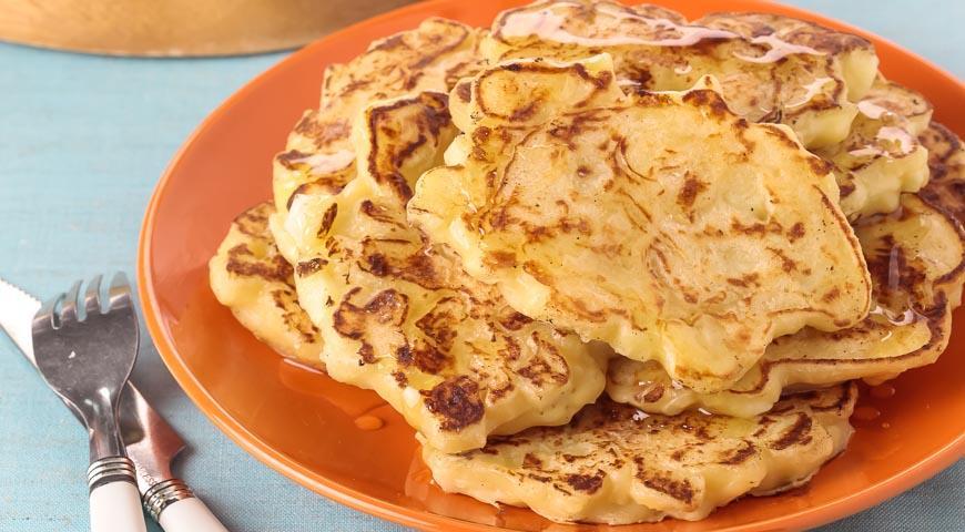 Рецепт Присканцы с яблоками