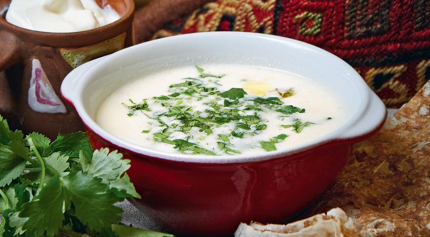 Рецепт Суп спас