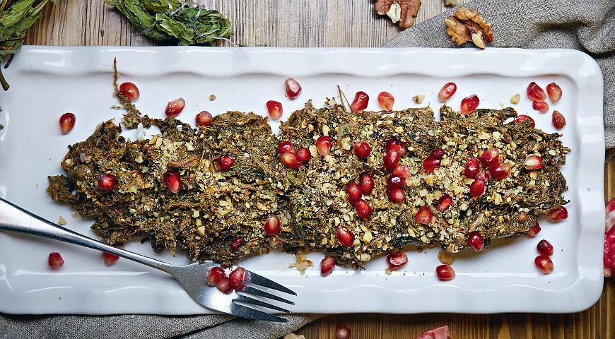 Рецепт Авелук с грецкими орехами