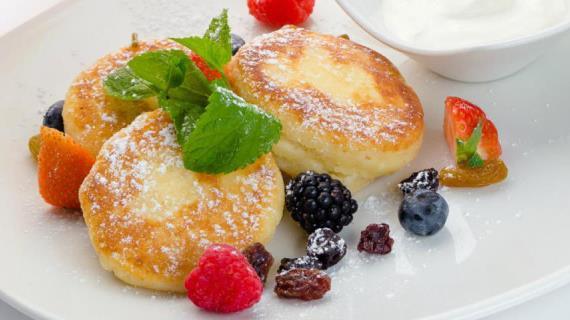 Сырники из творога - рецепты с фото