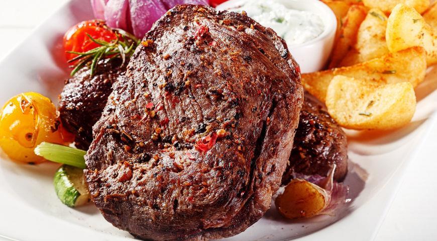 Как запечь идеальное мясо с корочкой
