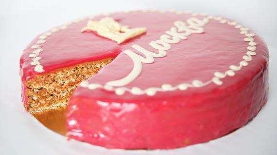 Торт Ореховый со сгущенкой, пошаговый рецепт с фото