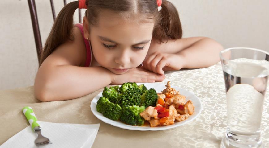 Капуста: что делать, чтобы дети ее ели. 10 основных советов