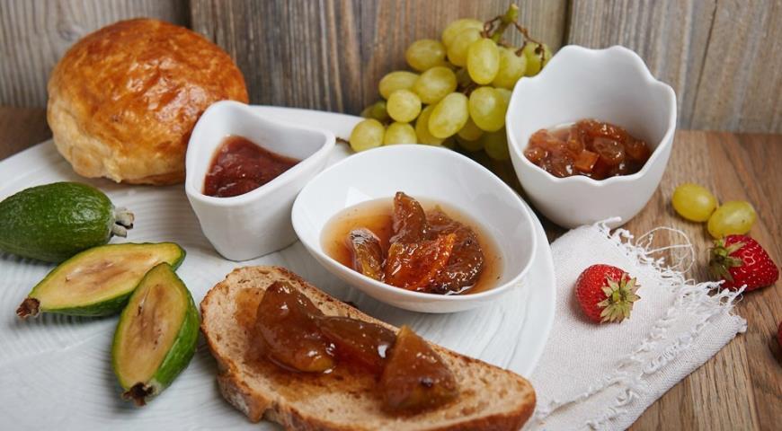 Рецепт Варенье из лесных ягод