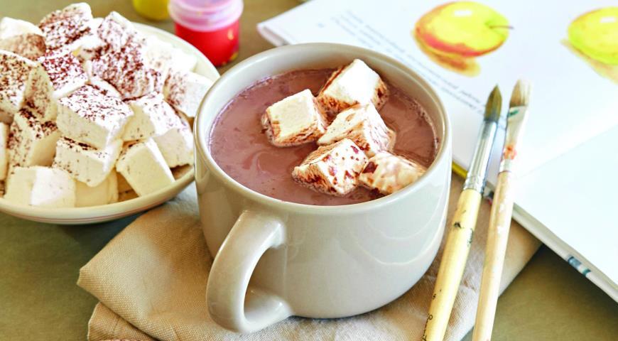 Рецепт Маршмеллоу для какао