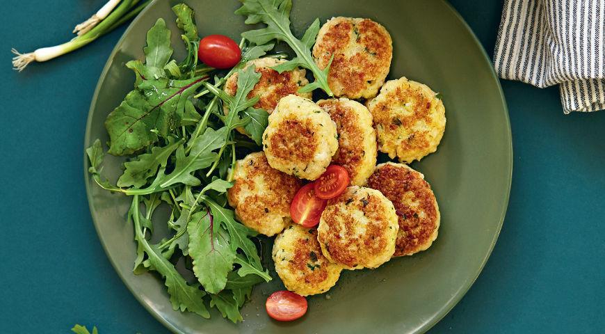 Рецепт Сырно-картофельные кнедлики