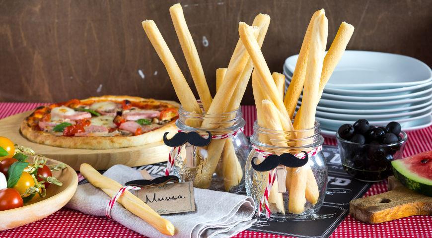 Игра Готовим пиццу с ветчиной онлайн Cooking Prosciutto