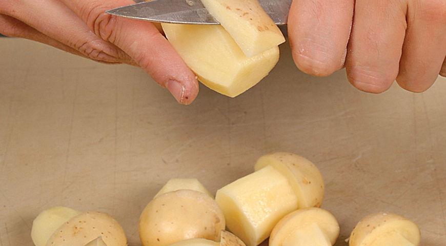Гриби з картоплі