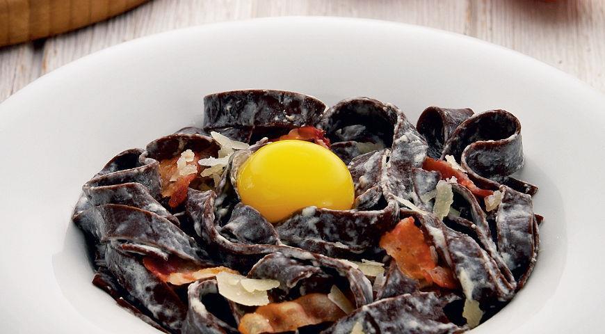 Рецепт Шоколадная паста «Карбонара»