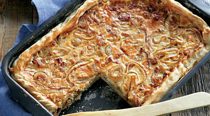 Рецепт Луковый пирог