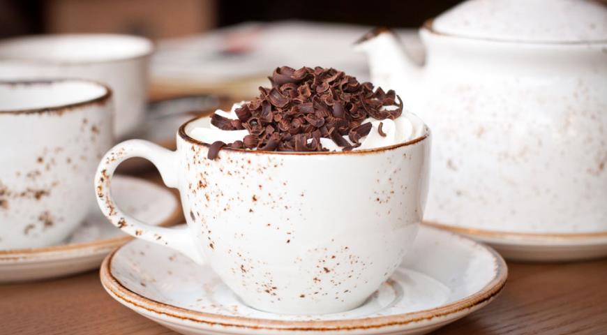 Рецепт Чизкейк из домашнего творога с шоколадом