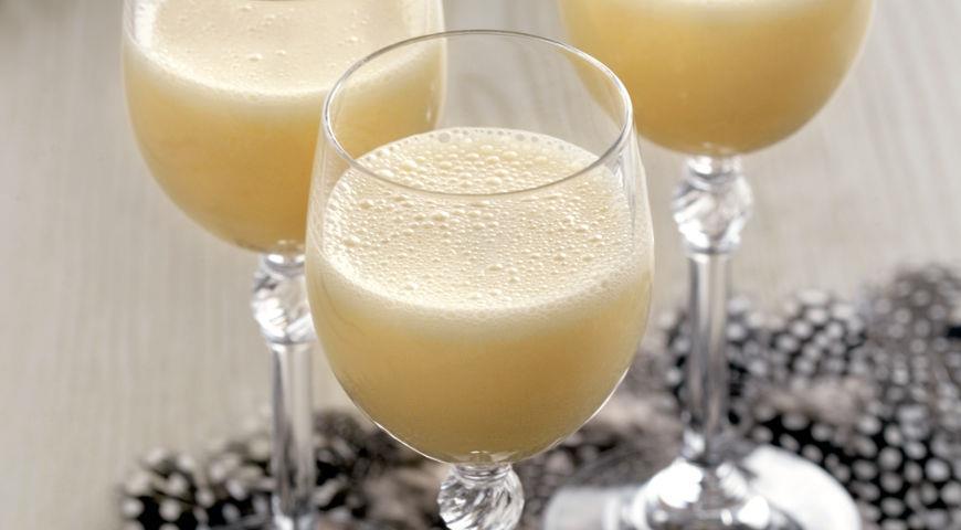 молочно-яичный коктейль рецепт
