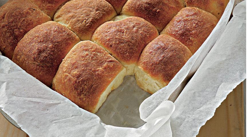 Рецепт Богемские булочки с начинкой