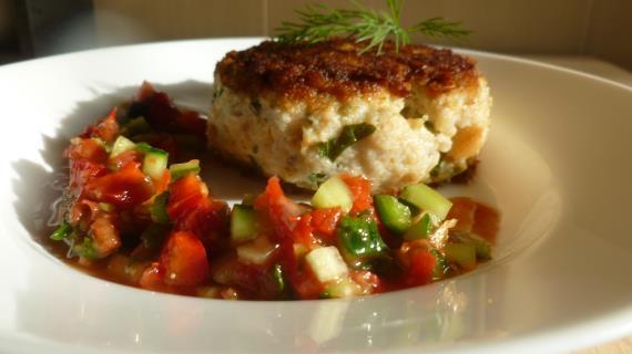 Рыбные блюда для детей  лучшие рецепты