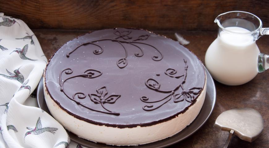 Рецепт Исконный торт Птичье молоко в авторской интерпретации