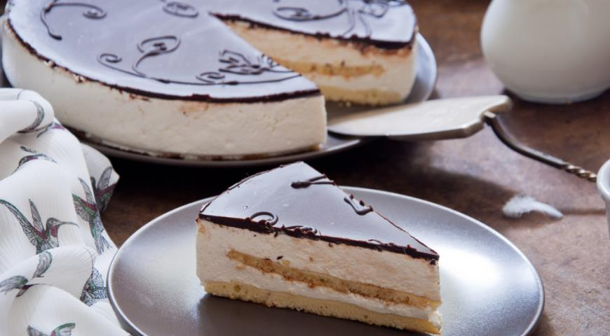 Настоящий рецепт торт птичье молоко