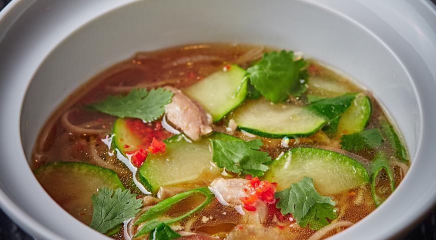 кулинария фото рецепты суп из утки