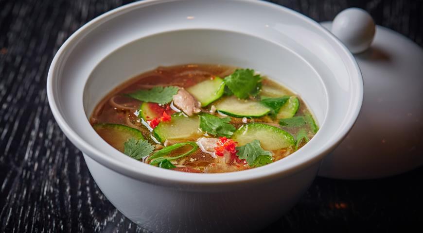 Рецепт Суп из утки