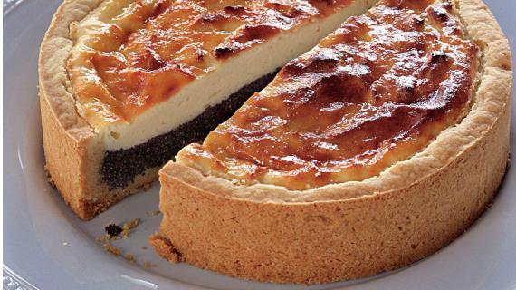 Простой рецепт макового пирога