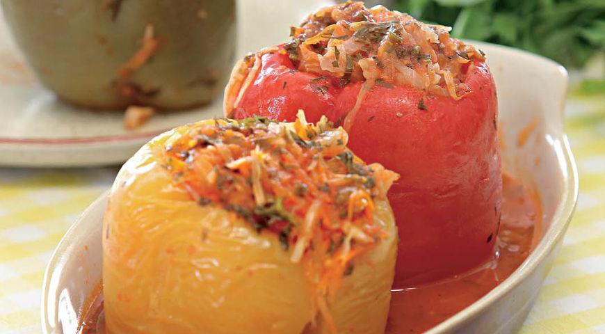 Рецепт Меживо из перца