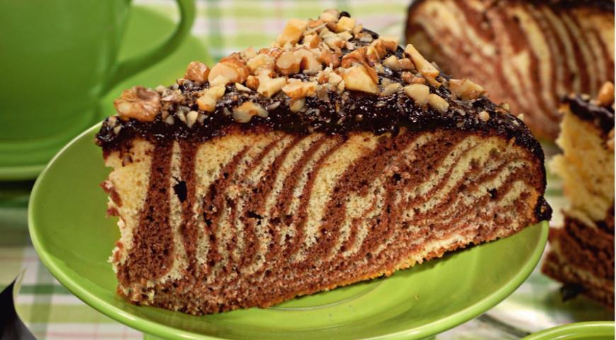 Приготовление пирогов и тортов