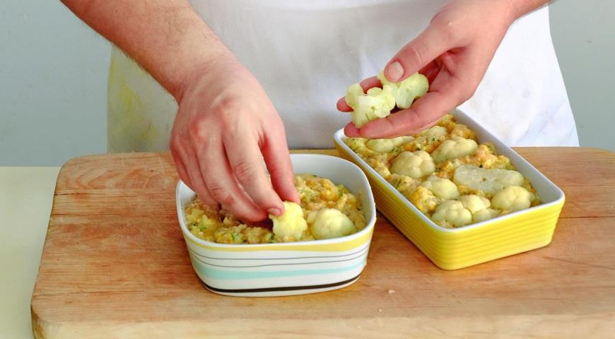 найти рецепт приготовления куриного суфле