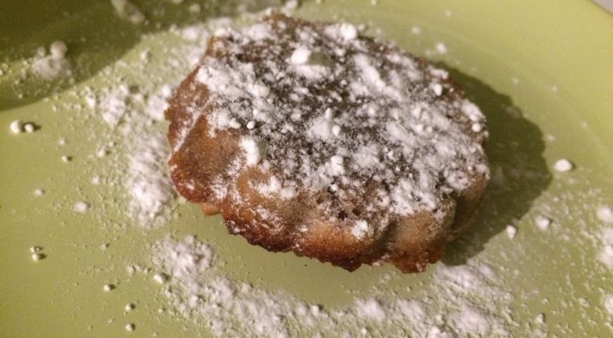 Рецепт Картофельный десерт с клубникой
