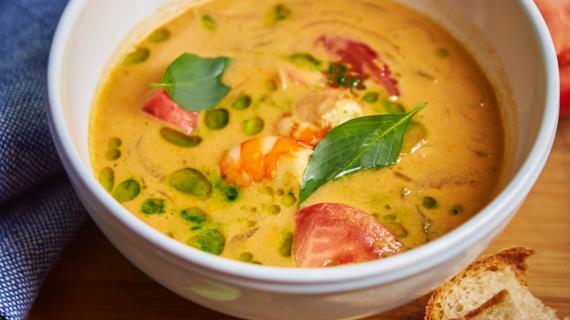 К приготовить суп том ям в домашних