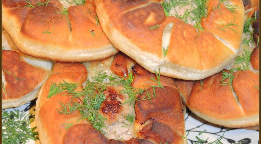 Как приготовить сочные беляши с мясом пошаговый рецепт