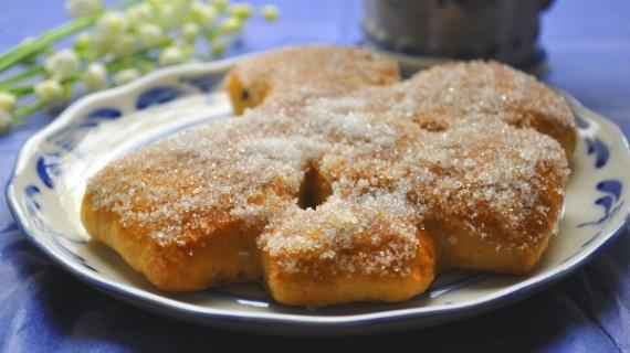 Прованские булочки Жибассье