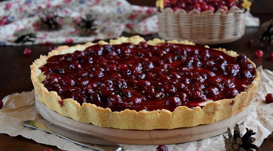 Начинка из вишни для пирога с крахмалом