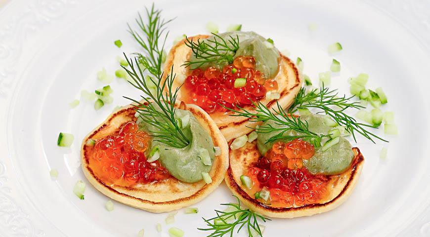 Рецепты роллов темпура