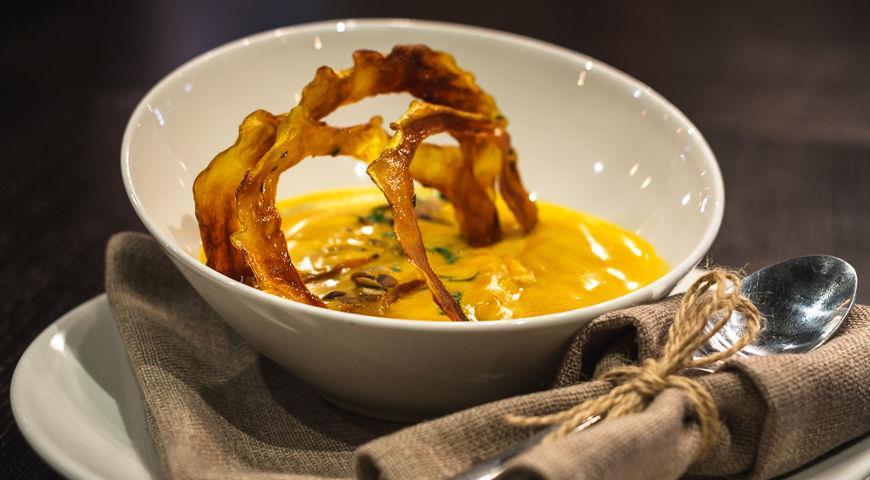 Рецепт Суп-пюре из тыквы