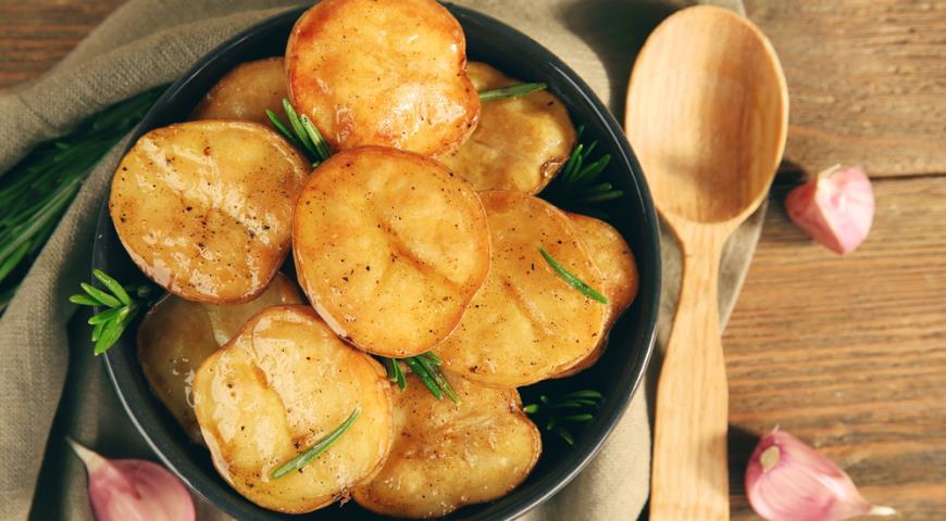 Как вкусно сделать картофельное 168