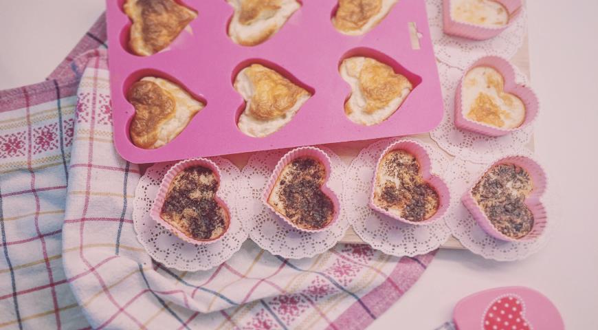 Рецепт Диетические кексы из рисовой муки