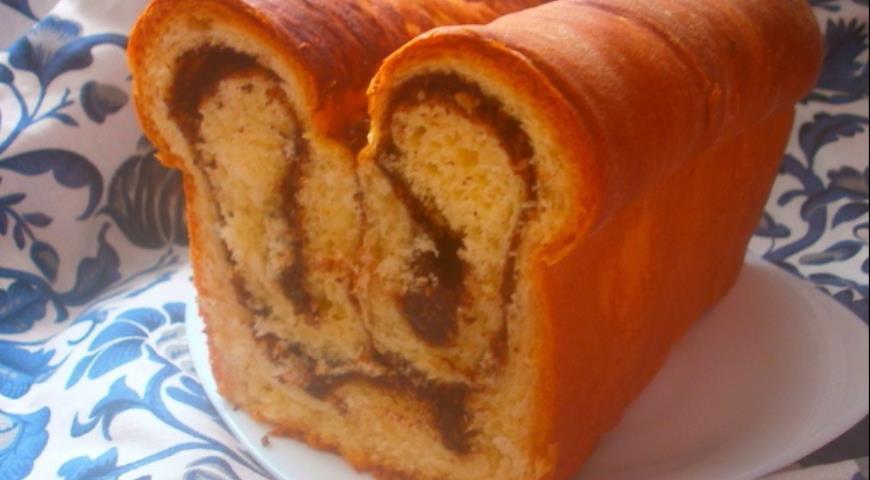 Рецепт КозунаКозунак (румынский сладкий пирог или хлеб)