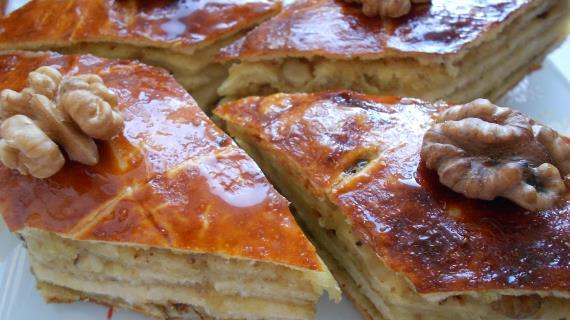 Пахлава сочинская рецепт с пошагово