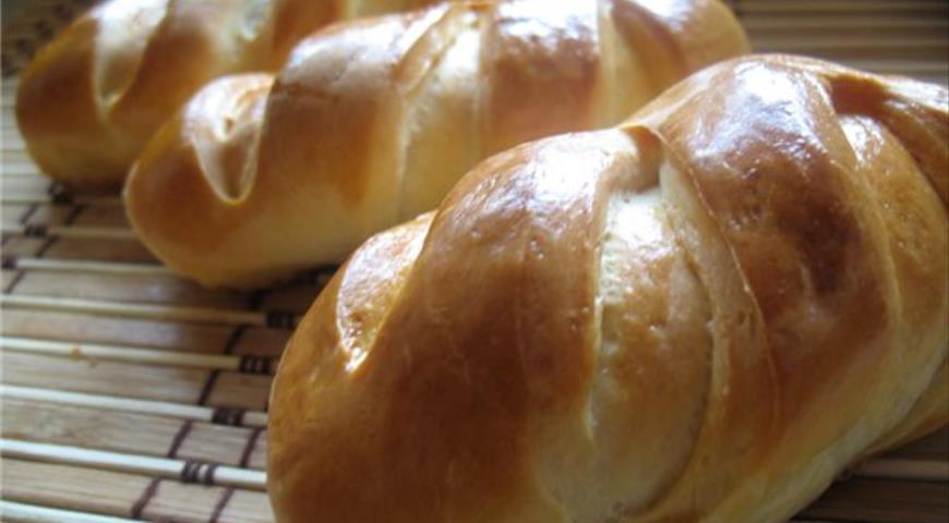 Рецепт Дрожжевые рогалики с сыром