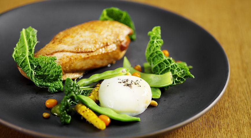 Рецепт Курица или яйцо