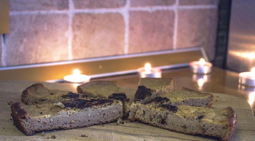 Рецепт Пирог на грушевом варенье с корицей