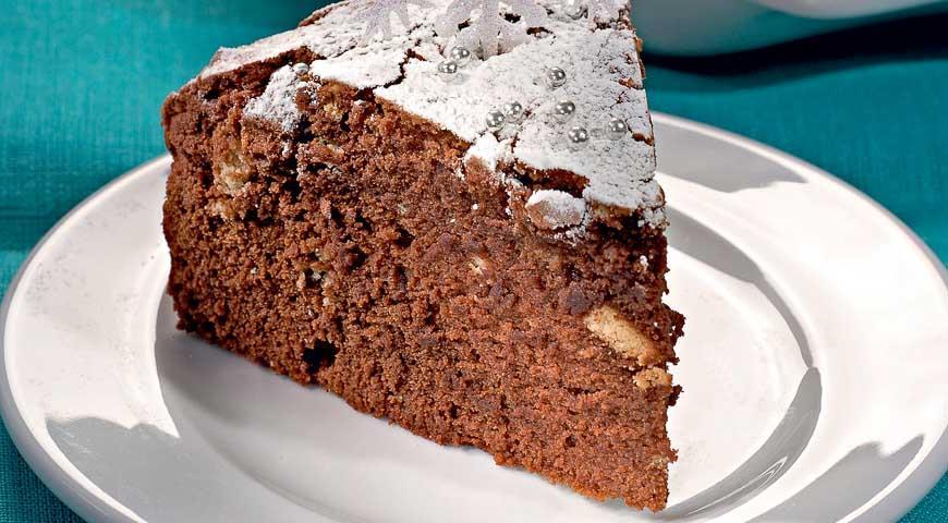 Простой шоколадный торты с фото пошагово
